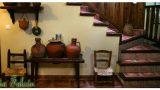 Decoración típica de MonfragüeBaños en todas las habitaciones